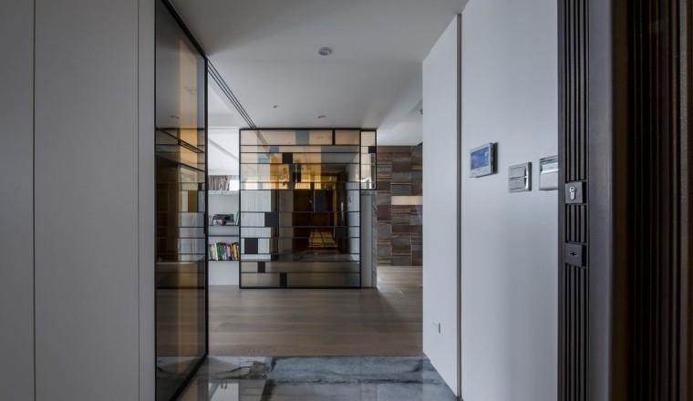 70套混搭风格住宅装修案例(2)
