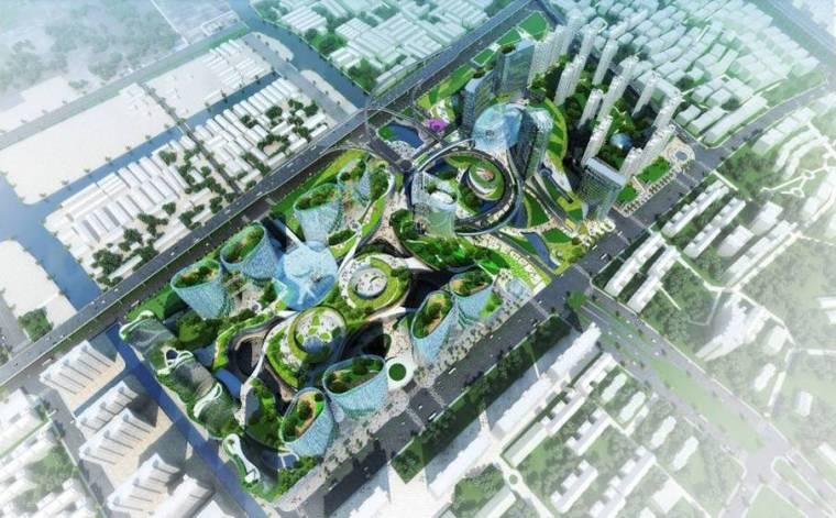 特大型城市综合体开发全程解密(109页)