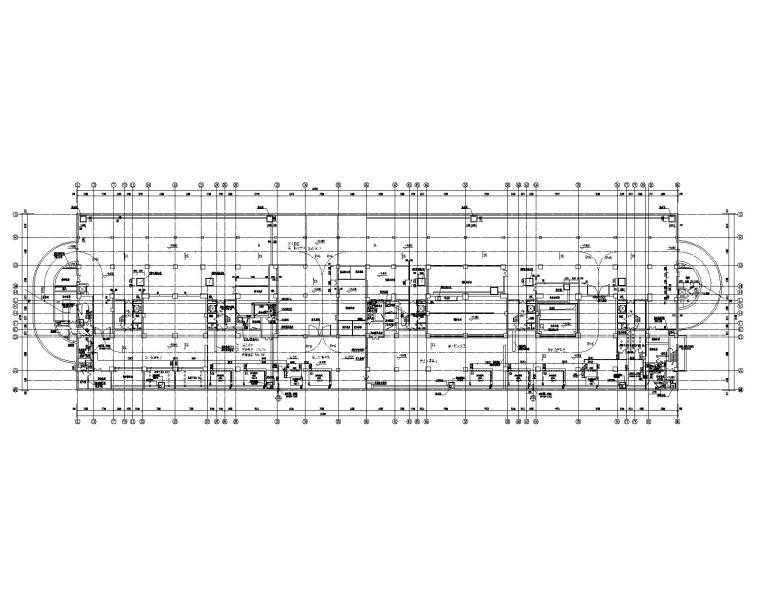19层综合住宅楼整套给排水施工图(含人防)