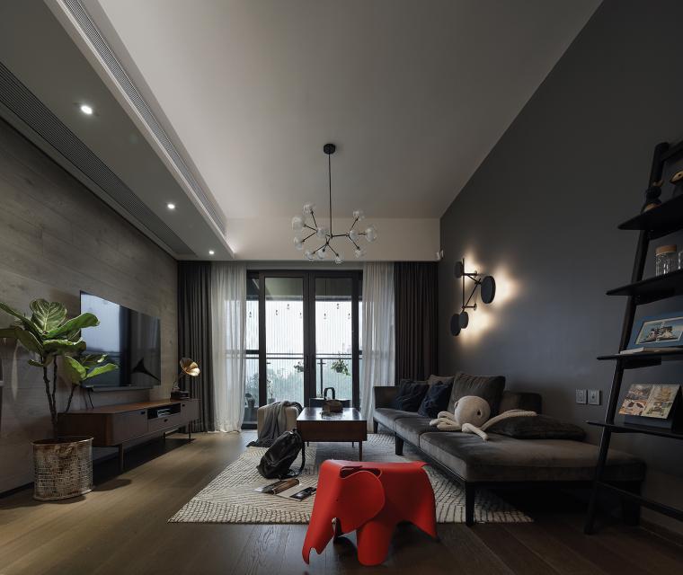 58套工业风格住宅设计案例