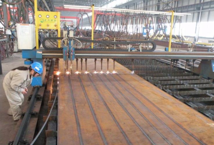 厂房钢结构安装工程施工组织设计专家论证版
