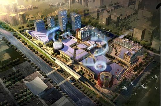 城市综合体规划设计要点解析(PPT)