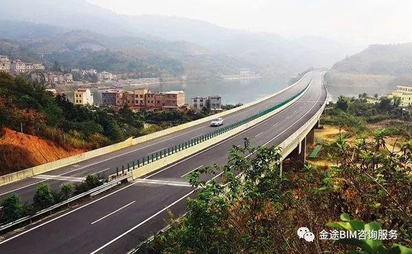 吉林省全面利用BIM进行建设的高速公路_1
