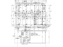 安铺旅馆装修工程给排水施工图