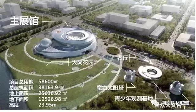 上海天文馆BIM案例(附精品BIM案例)_11