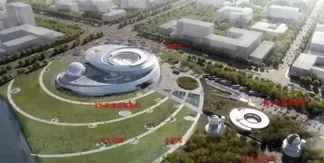 上海天文馆BIM案例(附精品BIM案例)_10