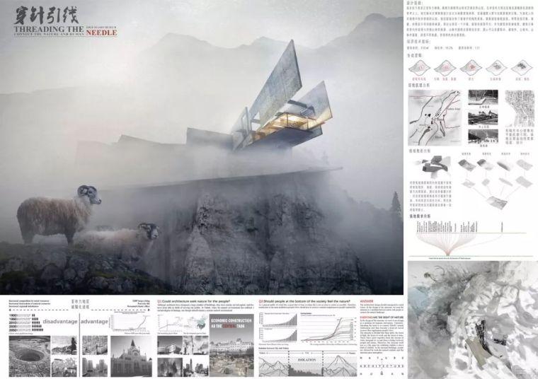 2013-2018年建筑新人竞赛获奖作品合集