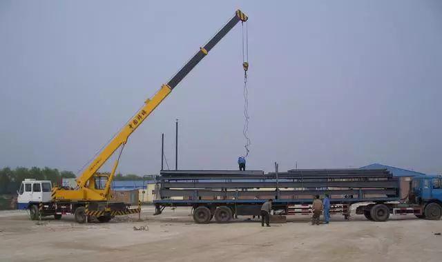图文并茂!钢结构施工全过程解析_8