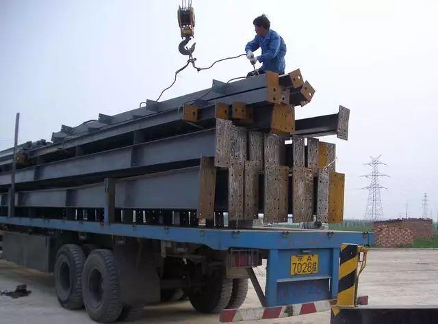 图文并茂!钢结构施工全过程解析_9
