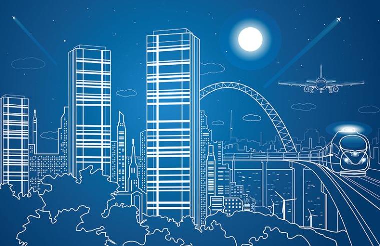 智慧城市综合体方案设计(图文并茂)