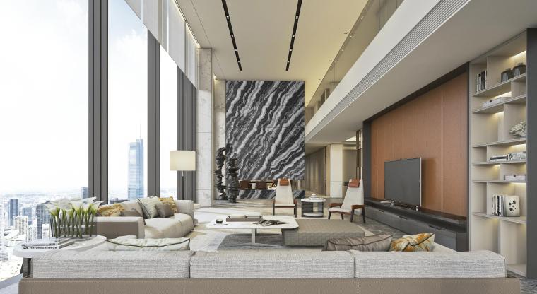 鸿荣源中心公寓样板房项目方案设计汇报