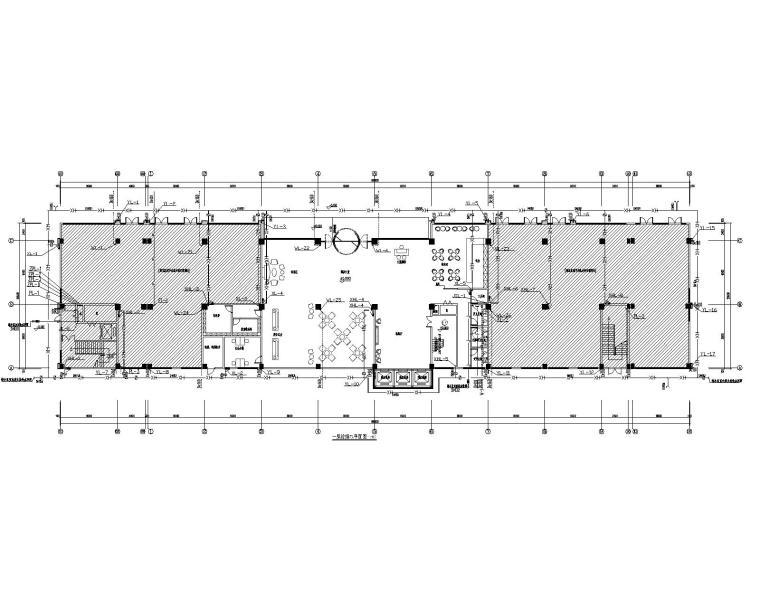 北京德胜科技孵化中心给排水设计施工图