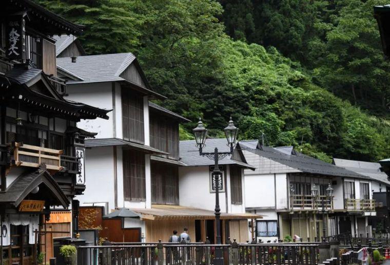 13年前,隈研吾打造的温泉旅馆_3