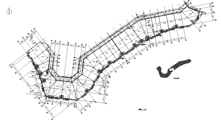 广东奥特莱斯商业街区电气施工图