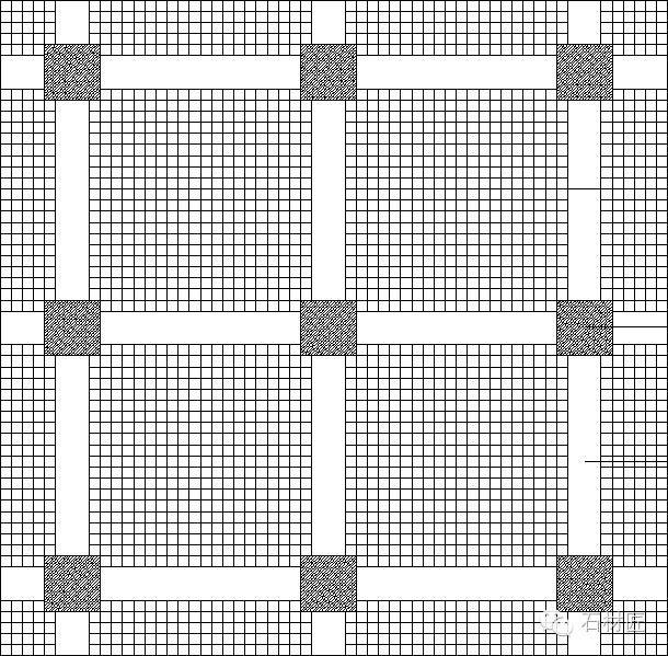 景观快题设计园路铺装100样式(快题扩初图