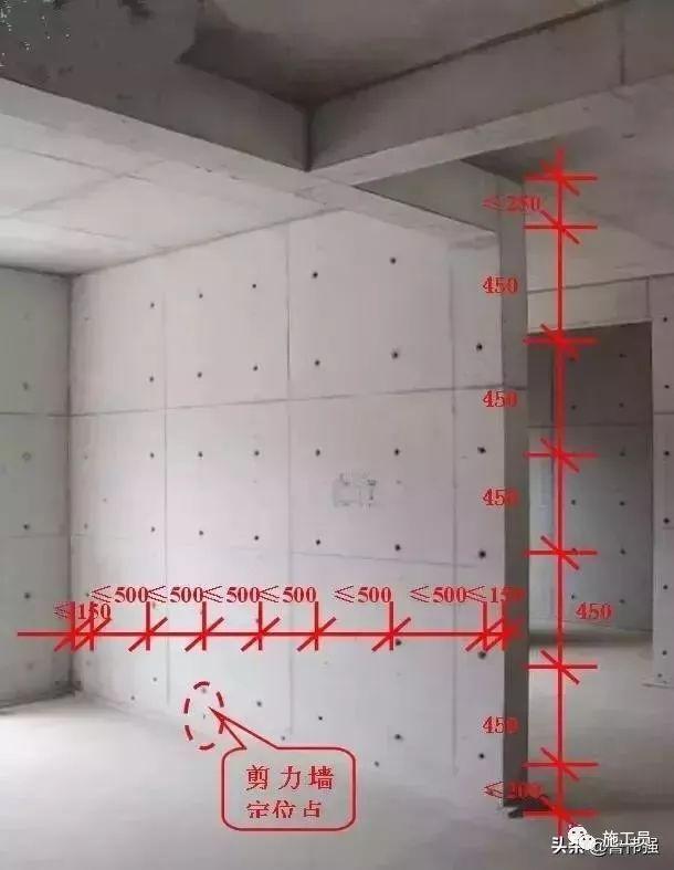 墙、梁、板,模板施工做法图文详细!