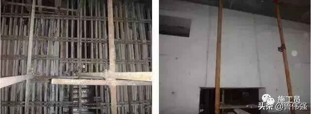 墙、梁、板,模板施工做法图文详细!_9