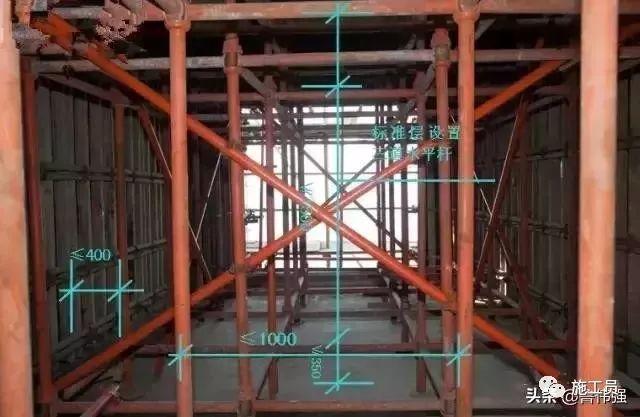 墙、梁、板,模板施工做法图文详细!_12