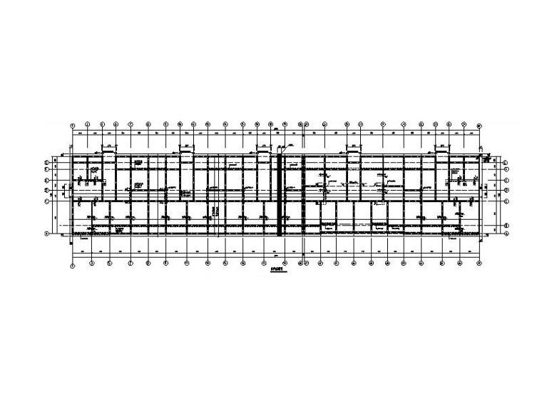 六层砖混结构住宅结构施工图(现浇楼板楼盖)