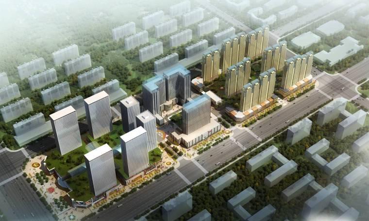 [商丘]城市综合体项目开发定位构想(96页)