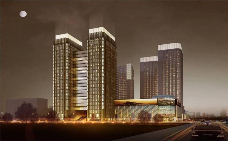 大型城市综合体前期策划案(210页)