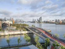 新作 | 慧泓之弓:洋涇港步行橋