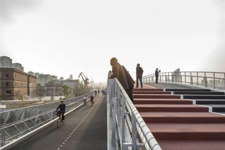 新作|慧泓之弓:洋泾港步行桥_8
