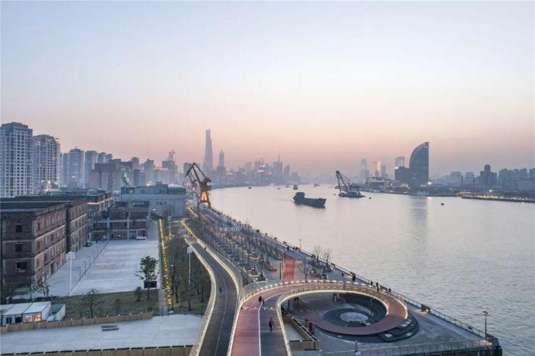 新作|慧泓之弓:洋泾港步行桥_15