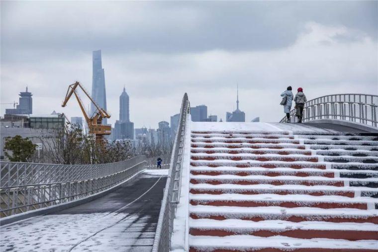 新作|慧泓之弓:洋泾港步行桥_21