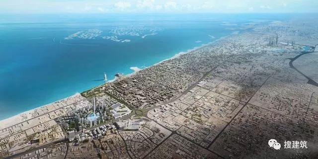 案例|550米,迪拜的新摩天大楼
