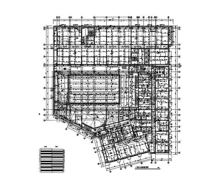 广东26层五星酒店给排水设计施工图