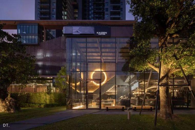 餐饮空间|KAIZEN咖啡厅设计