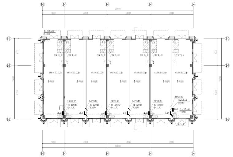 广州商业住宅楼及配套建筑电气施工图