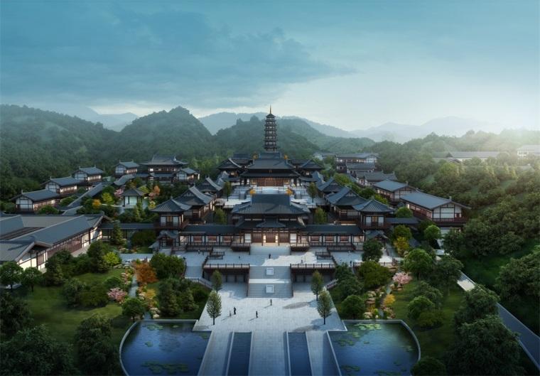 古文化建筑设计案例分享·正觉寺