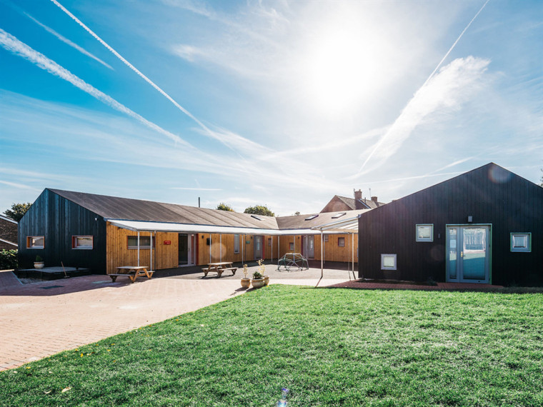 英国伊顿索肯幼儿园
