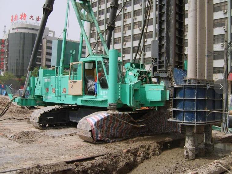 杭州住宅超深基坑工程施工方案(193页)