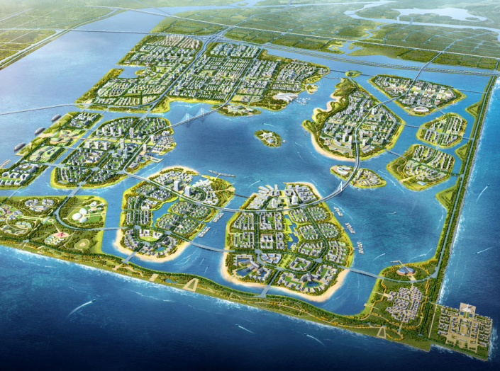天津生态城临海新城城市设计文本(TJ设计)