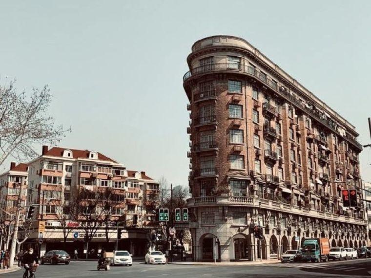 """""""上海颜王""""武康大楼重新亮相_34"""