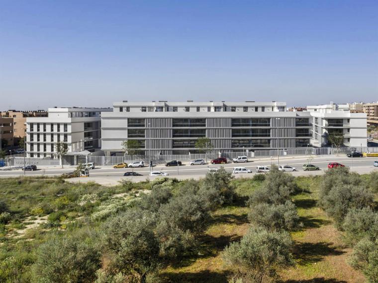 西班牙HabitatBoulevar住宅综合体