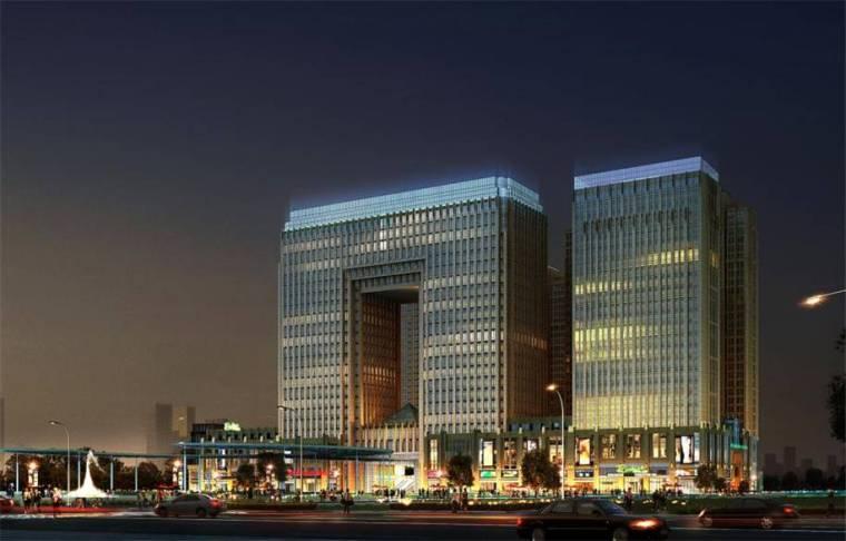 城市综合体复合开发研究