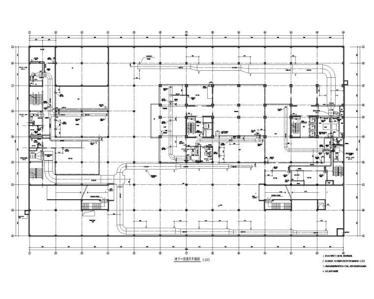 合肥瑞龙国际大酒店暖通施工图
