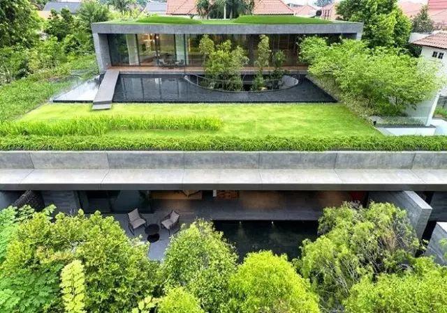 屋顶花园该怎样设计?