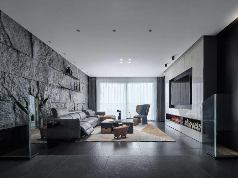 南京极简风格的豪宅