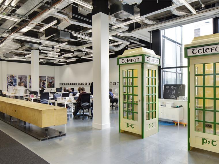 都柏林爱彼迎欧洲办公室