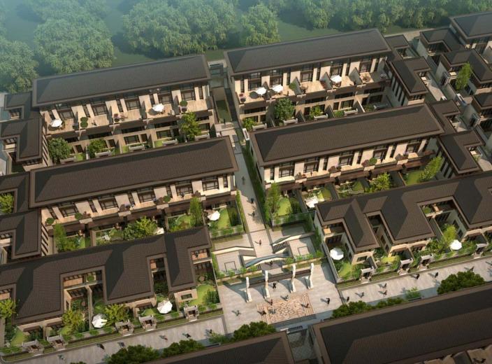 信达泰禾上海院子项目方案设计文本(翰时)