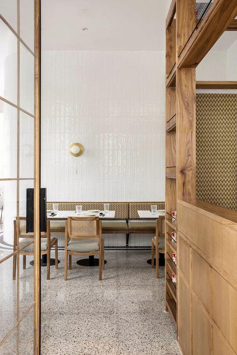 商业空间:重庆·一小间泰食|治木设计_4
