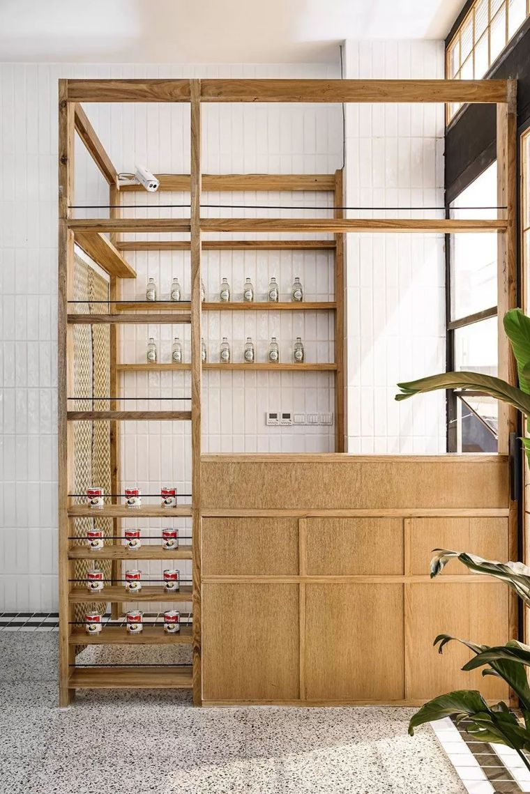 商业空间:重庆·一小间泰食|治木设计_5