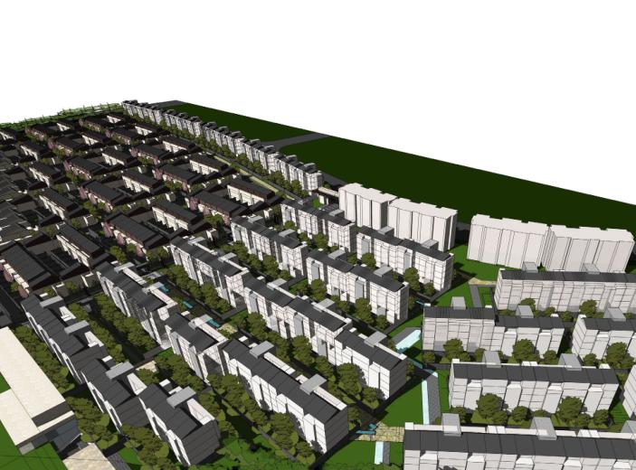 新江湾城C1-02地块规划建筑设计方案文本