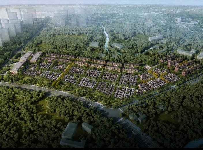 泰禾新江湾城规划建筑设计文本(PDF,100页)