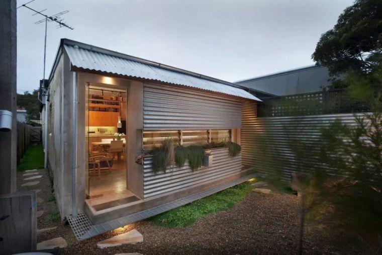 材料风向标|波纹铁正在进入住宅市场